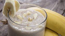 Comment transformer les bananes en produits de beauté