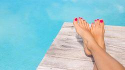 Beauté: comment avoir de beaux pieds pour les beaux