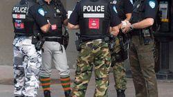 Les agents de la paix devront porter l'uniforme complet dès