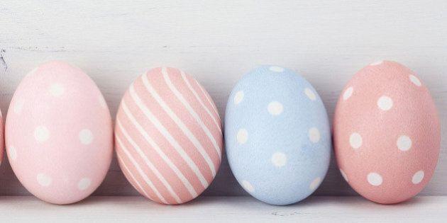 Pâques: les vertus beauté de l'oeuf et du