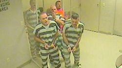 Des détenus s'échappent de leur cellule pour sauver un gardien de