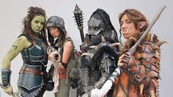 Au Comiccon de Montréal: à chacun son cosplay