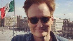 L'animateur Conan O'Brien transporte son émission au