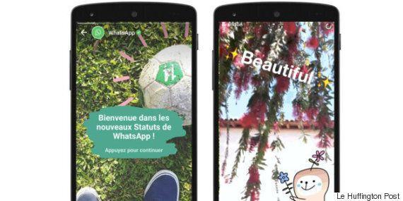 Whatsapp s'inspire de Snapchat: la dernière copie sans vergogne de Facebook sur ses
