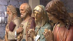 Des objets sacrés disparaissent des églises du