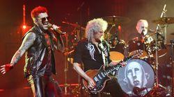 Revivez en images le concert de Queen et Adam Lambert, au Centre