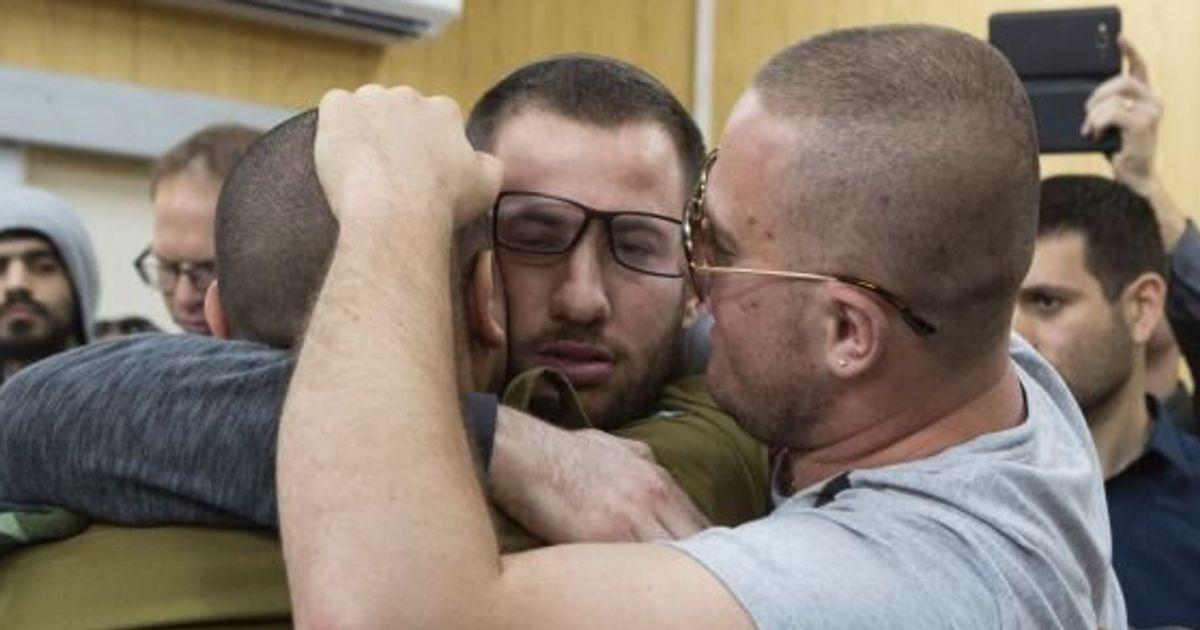 gu israeli soldier jailed - 900×600