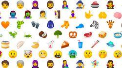 Bientôt 56 nouveaux emojis dans vos