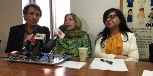 Roghayeh Azizi, une militante des droits de la personne, risque d'être renvoyée en