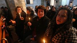 Le premier Noël d'une église irakienne après l'occupation