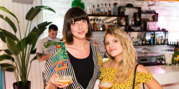 Styles de soirée: la soirée Aldo Crew exotique au Boho Bar pour célébrer l'été