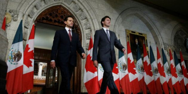 Plus de Mexicains viennent au Canada depuis la fin du visa