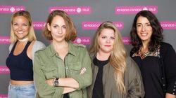 «Les magnifiques»: quatre filles et des