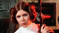 Carrie Fisher victime d'une crise