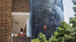 Incendie à Londres: le feu pourrait avoir pris naissance dans un