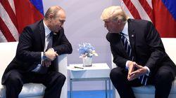 Trump et Poutine ont eu une rencontre secrète pendant le
