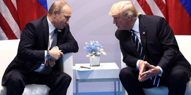Trump et Poutine ont eu une discussion supplémentaire pendant le