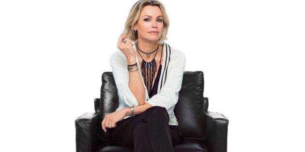 Caroline Néron: toujours actrice dans