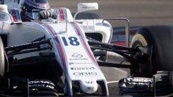 Stroll finit 3e à Bakou, Ricciardo