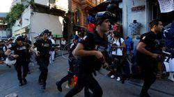 Istanbul: des balles en caoutchouc pour disperser la parade