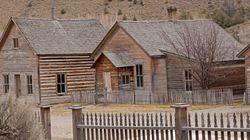 L'aubaine immobilière du jour, c'est une ville fantôme du Colorado