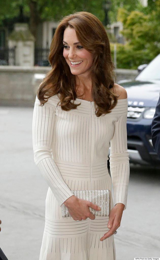 Kate Middleton ose la tendance la plus hot de