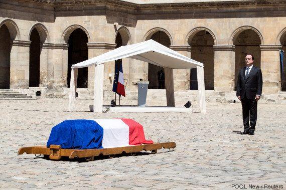 L'hommage de la France à Michel Rocard, «grande et belle figure de la