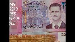 Un nouveau billet de banque avec... Bachar