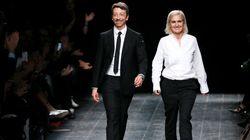 Valentino annonce le départ de la créatrice Maria Grazia Chiuri, pressentie chez