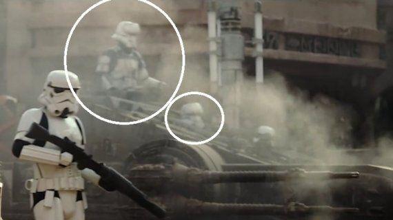 Les «death troopers», de nouveaux soldats impériaux dans «Star Wars : Rogue
