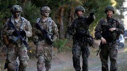 L'OTAN montre ses muscles à la