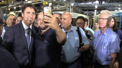 Les dessous d'une conférence de presse à la «sauce Trudeau»