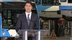 Trudeau agacé par une question sur la nation québécoise