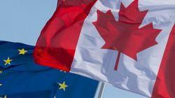 Canada-UE: l'accord devra être ratifié par tous les États