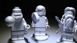 Des blocs Lego dans la sonde Juno, et autres drôles d'objets envoyés dans