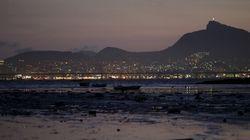 Rio: une nappe d'huile