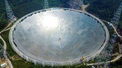 Un télescope géant pour détecter des