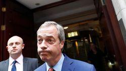 Nigel Farage annonce sa démission comme chef du parti pro-Brexit