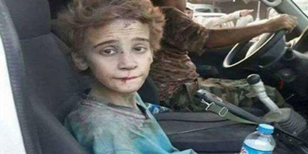 Une réfugiée yézidie découvre que son fils enlevé par Daech est
