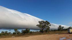 Ce nuage australien ne ressemble à aucun