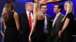 Trump fils admet avoir rencontré une avocate