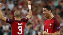 Le Portugal a le dessus contre la