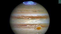 Il y a des aurores boréales sur Jupiter (et c'est