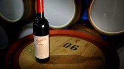 Plus de 50 000 $ pour une rare bouteille de vin rouge