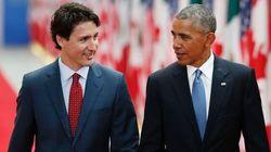 Trudeau et Obama affichent leurs couleurs au sommet des leaders