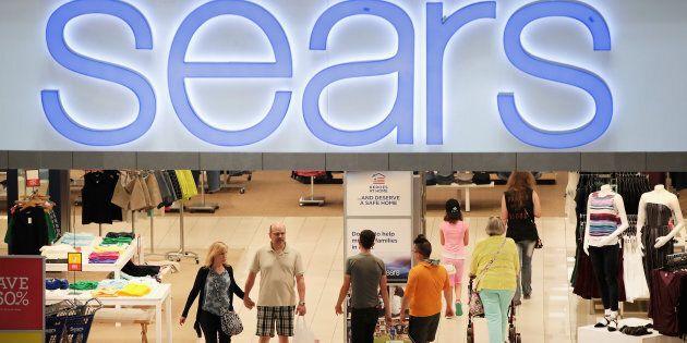 Sears Canada fait face à la grogne