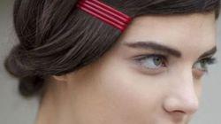 Des accessoires capillaires pour enjoliver nos coiffures
