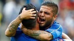 Euro 2016: l'Italie met fin à l'âge d'or de