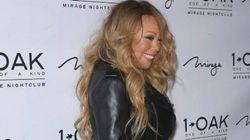 Mariah Carey a oublié de mettre un pantalon