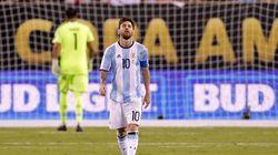 Lionel Messi met un terme à sa carrière en sélection